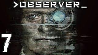 Observer - Part 7 | The Werewolf