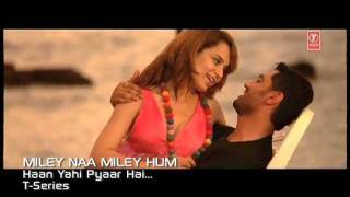 Nazar Se Nazar Mile (Full Video) | Miley Naa Miley Hum