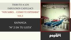 Kapanga - Numero 2 en tu lista (Tributo a Los Fabulosos Cadillacs Vol 1)