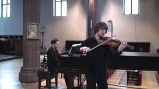 Feargus Hetherington/Geoffrey Tanti - Tchaikovsky/Auer: Lensky's Aria (Eugene Onegin)