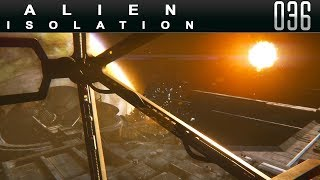 👽 ALIEN ISOLATION #036 | Satellitenschüssel neu ausrichten | Let's Play Gameplay Deutsch thumbnail