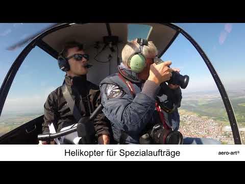 Aero-Art Luftaufnahmen Werbefilme und Dokumentation Stuttgart