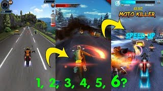 Death Moto 1,2,3,4,5 or 6?   Android & IOS Download   Gameplay screenshot 2