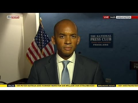 Chuka Umunna On The Labour Party's Future