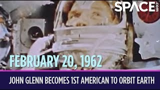 OTD in Space – February 20: John Glenn Becomes 1st American to Orbit Earth