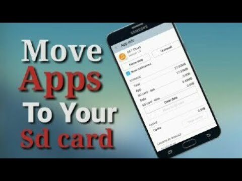How to move any app to SD Card without jailbreak  Move Unmovable Apps too.
