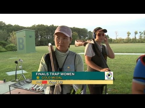 Finals Trap Women - ISSF World Championship Shotgun 2011, Belgrade (SRB)
