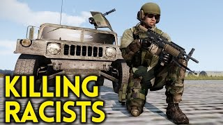 ARMA 3 Exile - Part 75 - KILLING RACISTS