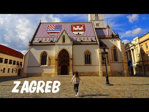 36 hours in Zagreb | Croatia Vlog 1| World Wanderista