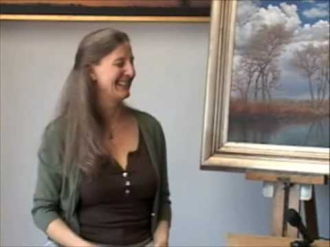 Keep the Rio Grande Grande - Interview with Painter Rita Roberts