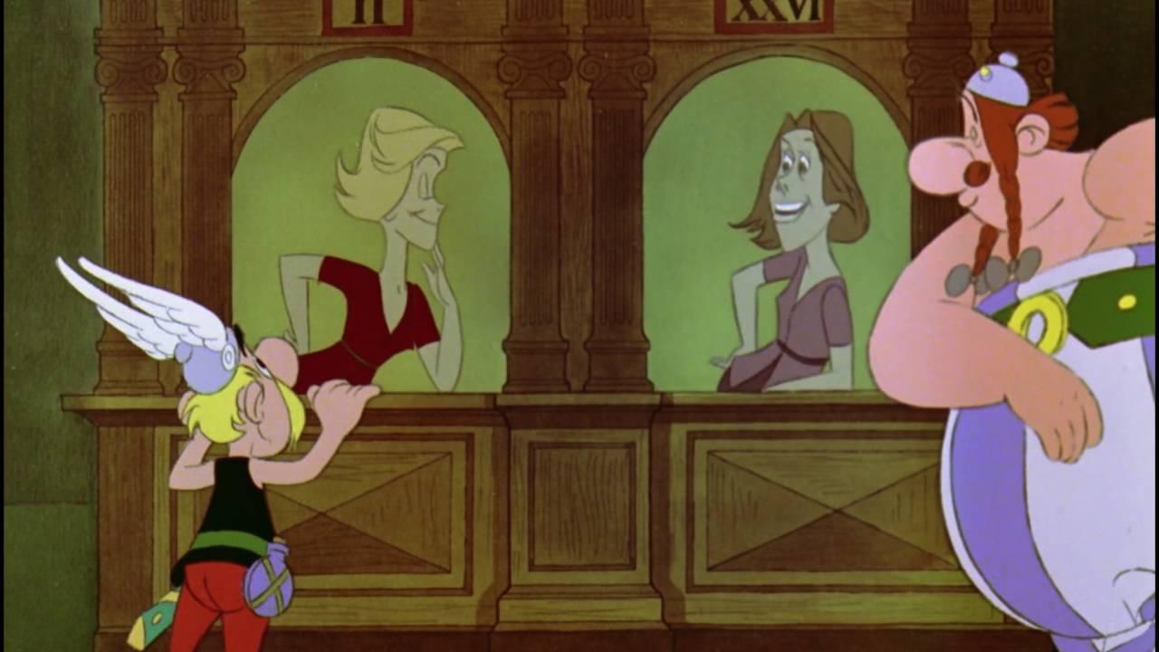 Asterix Und Obelix Passierschein