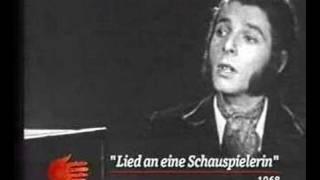 Andre Heller - 1. TV Auftritt + E. Pluhar über Andre Heller