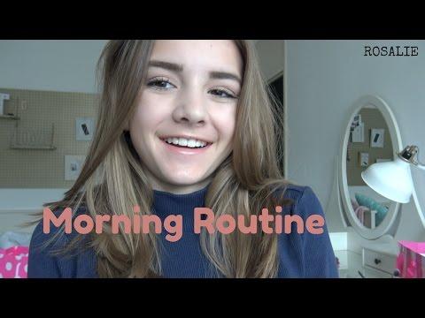 Morning Routine | R O S A L I E