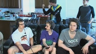 Puppey N0tail H4nni Most Epic Hype Cast EG DK Dota 2