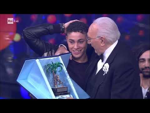 Einar è il primo vincitore di Sanremo Giovani 2018 - Sanremo Giovani 20/12/2018