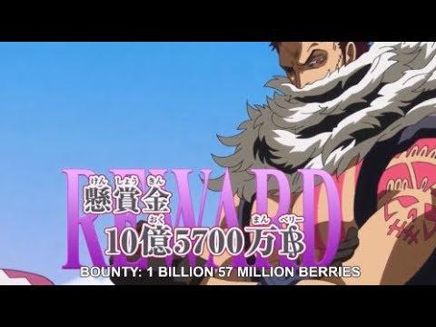Katakuri's Epic Entrance ( 1 Billion Bounty Man ) - One Piece 830 ENG SUB HD