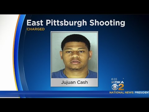Man Taken Into Custody In Connection To East Pittsburgh Shooting