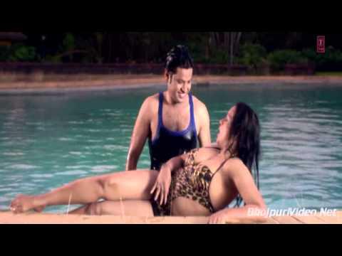 Mumtaj in bikini with big