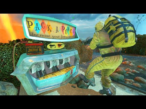 NUKETOWN: ALL GUNS PACK A PUNCHED OR I LEAVE THE PLANET