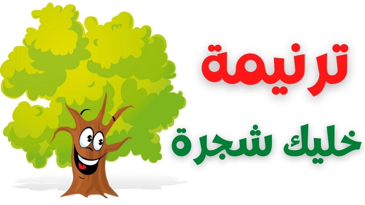 ترنيمة خليك شجرة | ترانيم اطفال |ترانيم جديدة 2021