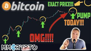INSANE PUMP!! LAST TIME BITCOIN FLASHED These 2 CRAZY SINGAL's we PUMPED 8'400% with BTC!!!