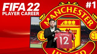 FIFA 22 Player Career Mode Part 1 - LOAN ???