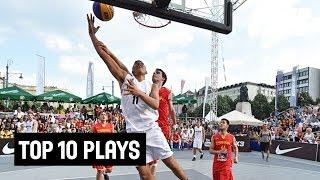 Top 10 Plays 2015 - FIBA 3x3