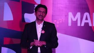 Life and its real goals | Vivek Atray | TEDxGLIMGurgaon