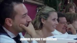 Mejor discurso de boda, monologo gracioso y emotivo (subtitulado)