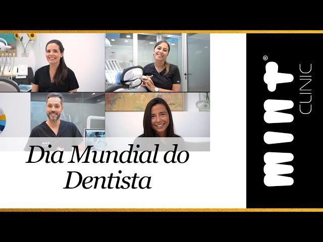 Ser Dentista é... | Dia Mundial do Dentista