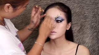 Khóa học make up nâng cao | Gothic Makeup
