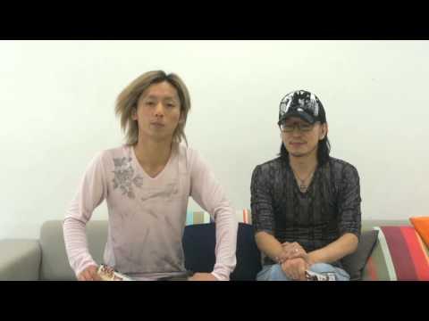 """GALNERYUS""""恋してるかい?""""-激ロック動画メッセージ"""