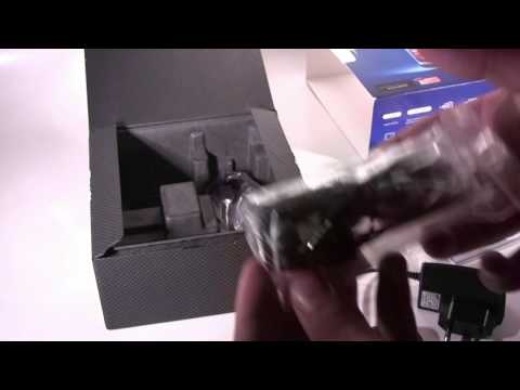 Samsung i8910 HD Teil 1 - Lieferumfang