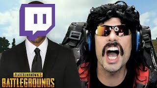 DrDisRespect wants to Fire a Twitch Manager and Funny Moments on PUBG