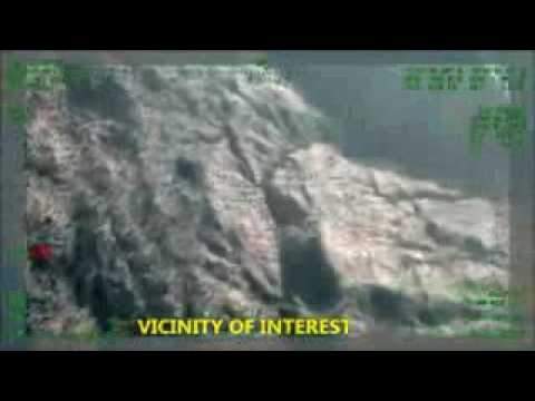 Video of Nigeria Air Force jets bomb Boko Haram at Tagoshe mountain