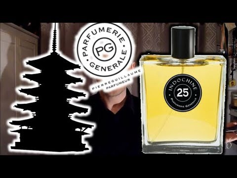 "Parfumerie Generale ""No.25 Indochine"" Fragrance Review"