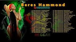 Beres Hammond Mega Mix  Lovers RocK   DJ Marcus