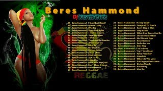 Beres Hammond Mega Mix| Lovers RocK | DJ Marcus