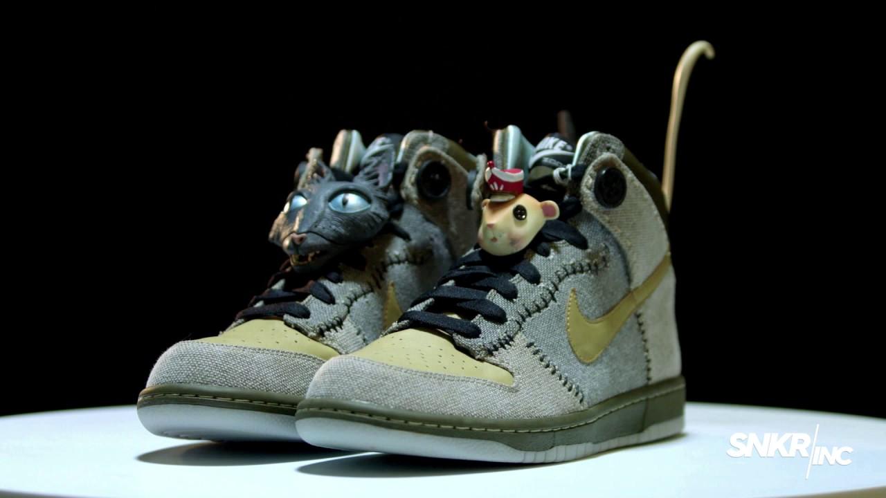 promo code d1d4f 54bd6 Heritage Auctions (HA.com) -- Nike Dunk Coraline