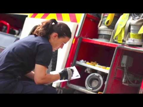 The Fire and Rescue Service at CERN