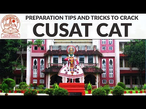 Preparation Tips and Tricks to Crack CUSAT CAT