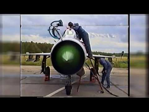"Ostatni start Mig 21 - 2 PLM ""KRAKÓW""***The last launch of Mig 21"
