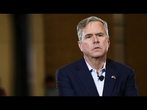 Jeb Bush slams Trump