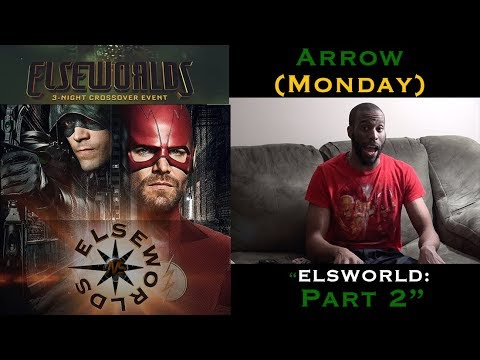 Download Elseworlds Crossover Part 2 - Arrow Season 7 Episo
