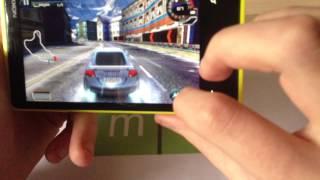 nokia lumia 920 e windows phone 8 focus sui giochi