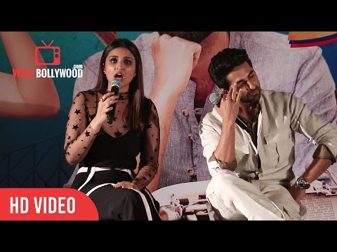 Parineeti Chopra On Media | You Should Not Force Us To Answer Every Question