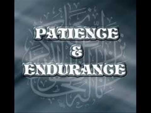 La Patience en islam, orateur [Djameldin Al Gharib] dars en français