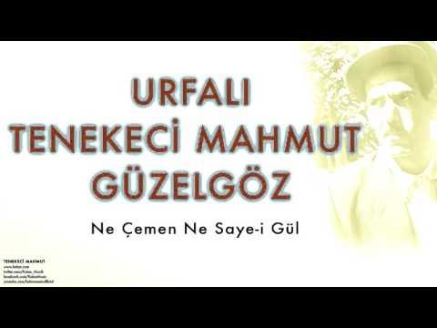 Urfalı Tenekeci Mahmut Güzelgöz - Ne Çemen Ne Saye-i Gül   [ Tenekeci Mahmut © 2007 Kalan Müzik ]