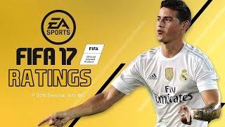 FIFA 17 CZ | UT | TOP 10 HRÁČŮ