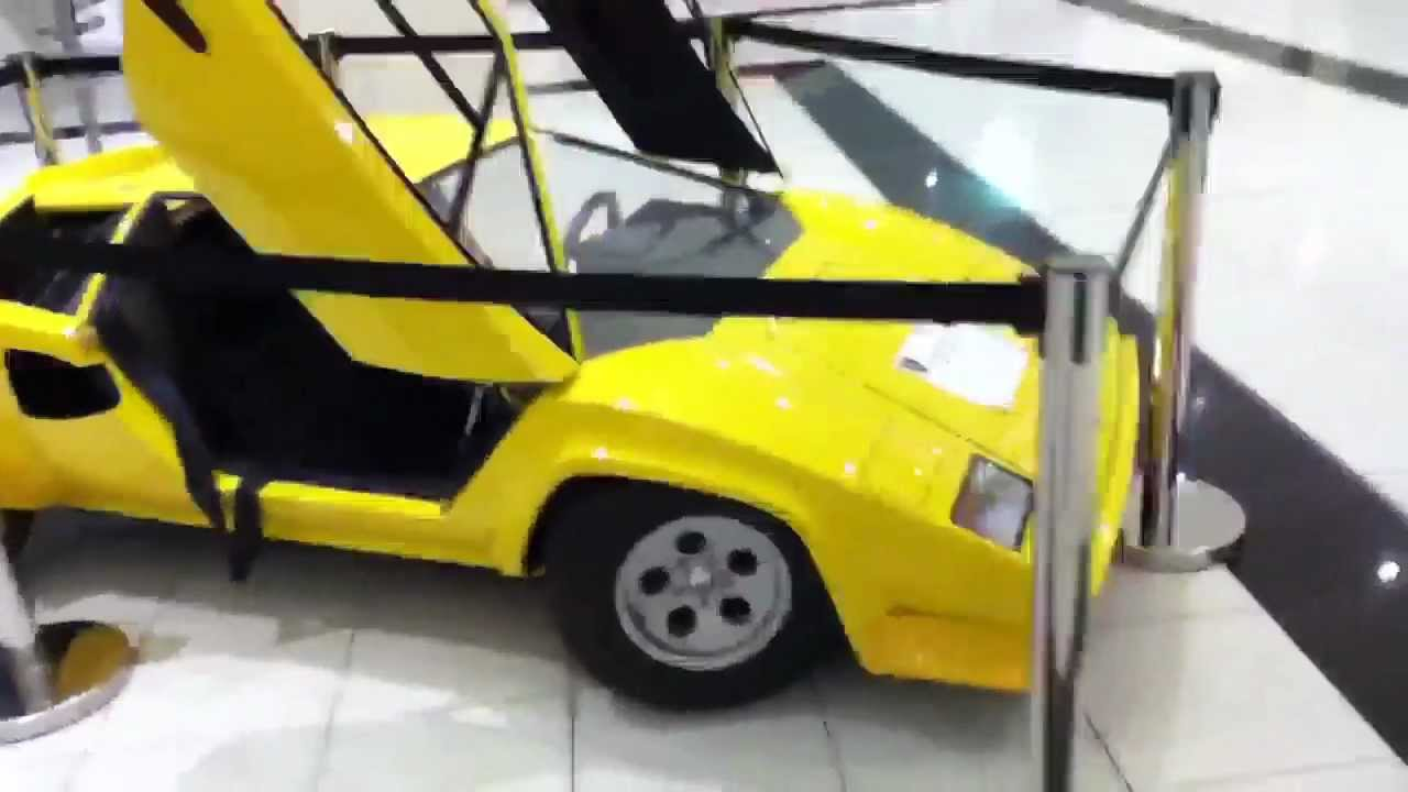 Mini Lamborghini Youtube
